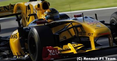 ロバート・クビサ「いつものポジションにいる」/イタリアGP1日目 thumbnail