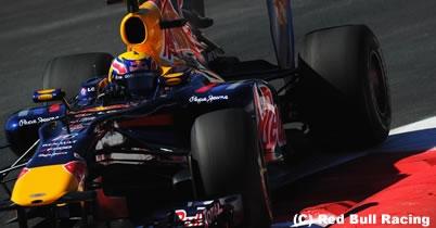 マーク・ウェバー「予選にはかなり満足」/イタリアGP2日目 thumbnail