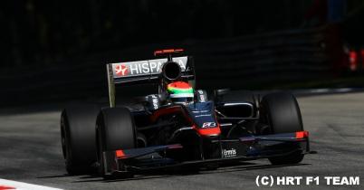 山本左近「今回も完走することができた」/イタリアGP決勝 thumbnail