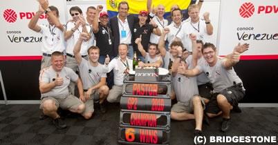 GP2第9戦モンツァ、パストール・マルドナードのタイトルが確定 thumbnail