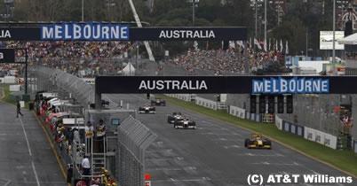 オーストラリアGP、2010年の損失は約40億円 thumbnail