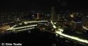 写真で巡るF1シンガポールGP=マリーナ・ベイ・サーキット=夜景に浮かぶF1コース thumbnail