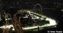 写真で巡るF1シンガポールGP=マリーナ・ベイ・サーキット=最終コーナー付近 thumbnail