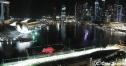写真で巡るF1シンガポールGP=マリーナ・ベイ・サーキット=夜景とF1コース thumbnail