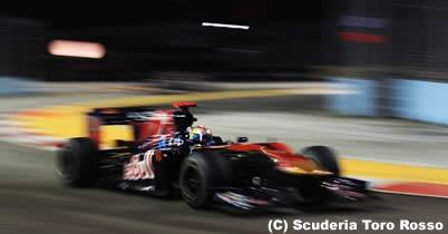 セバスチャン・ブエミ「10位に入れたはず」/シンガポールGP決勝 thumbnail