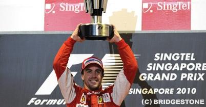 ブリヂストンのシンガポールGP決勝レポート thumbnail