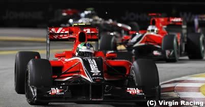 ルーカス・ディ・グラッシ「目標を達成できた」/シンガポールGP決勝 thumbnail