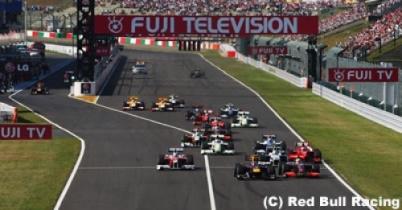 【F1日本GP特集】5人に絞られたF1チャンピオン争い thumbnail