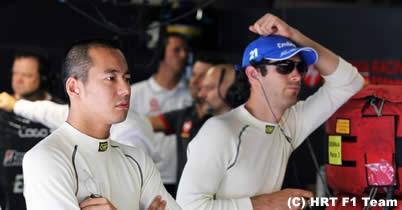 ヒスパニア、日本GPは山本左近とブルーノ・セナの「予定」 thumbnail