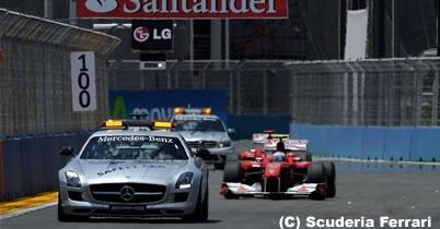 F1にセーフティカー中のピットレーン閉鎖を再導入? thumbnail