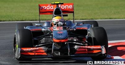 ルイス・ハミルトン、F1日本GPで早くもクラッシュ thumbnail