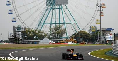 マーク・ウェバー「これ以上は望めない」/日本GP1日目 thumbnail