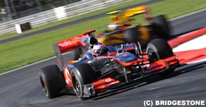 ジェンソン・バトン「期待はできる」/日本GP1日目 thumbnail