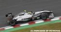ニコ・ロズベルグ「雨が絡んで面白い週末になる」/日本GP1日目 thumbnail