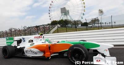 ビタントニオ・リウッツィ「全体的にグリップが不足」/日本GP1日目 thumbnail