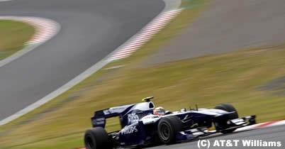 ニコ・ヒュルケンベルグ「期待していたとおりのサーキット」/日本GP1日目 thumbnail
