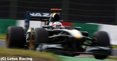 ヤルノ・トゥルーリ「いつ来ても楽しい」/日本GP1日目 thumbnail