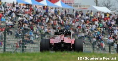 フェルナンド・アロンソ「胸を張って帰る」/日本GP決勝 thumbnail