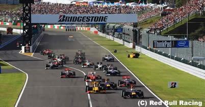 鈴鹿サーキット、F1日本GP開催継続を希望 thumbnail