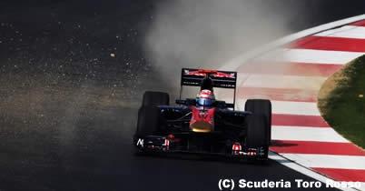 セバスチャン・ブエミ「満足していない」/韓国GP2日目 thumbnail