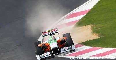 ビタントニオ・リウッツィ「グレイニングに苦しめられた」/韓国GP2日目 thumbnail