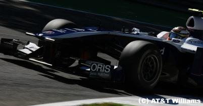 ニコ・ヒュルケンベルグ「ポイントを獲得するチャンスはある」/韓国GP2日目 thumbnail