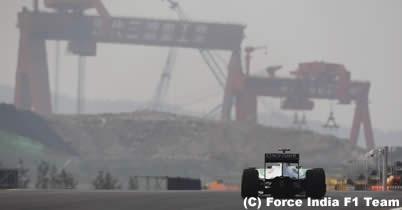 F1韓国GP、決勝の天気予報は? thumbnail