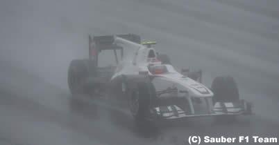 小林可夢偉「いつもとは違うレースでした」/韓国GP決勝 thumbnail