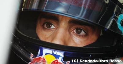 セバスチャン・ブエミ、F1ブラジルGPで5グリッド降格 thumbnail