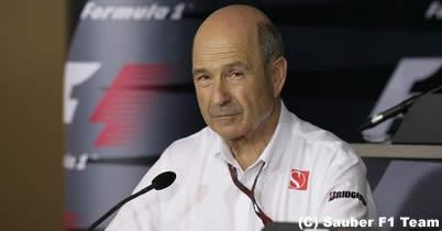 フェラーリとマクラーレンの態度に苦言を呈すザウバー thumbnail