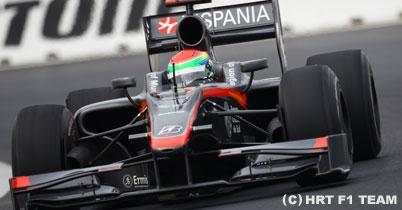 ヒスパニア・レーシング、トヨタのF1チームを買収か thumbnail