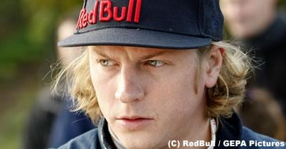 キミ・ライコネンの2011年F1復帰はないとマネジャー thumbnail
