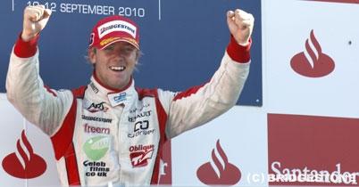 メルセデスGP、若手テストにイギリス人ドライバーを起用 thumbnail