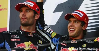 レッドブルはマーク・ウェバーに集中すべきと元F1ドライバー thumbnail