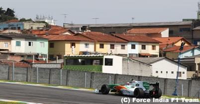ビタントニオ・リウッツィ「もっと進化する余地はある」/ブラジルGP1日目 thumbnail