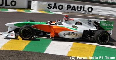 エイドリアン・スーティル「明日何をできるか楽しみ」/ブラジルGP1日目 thumbnail