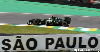 ヤルノ・トゥルーリ「新規チームのトップになれる」/ブラジルGP1日目 thumbnail