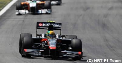 ブルーノ・セナ「レースの前には最高な気分になった」/ブラジルGP決勝 thumbnail