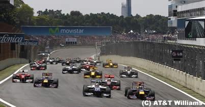 強盗事件頻発のブラジルGP、F1界のボスは開催の危機を否定 thumbnail
