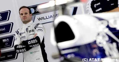 ルーベンス・バリチェロ、ウィリアムズ残留に自信を見せるも「サインはまだ」 thumbnail