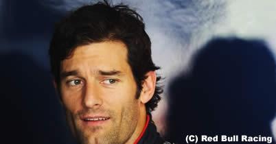 マーク・ウェバー、2010年F1チャンピオン確定の条件 thumbnail