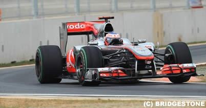 マクラーレン、アブダビ若手テストのドライバー決定 thumbnail