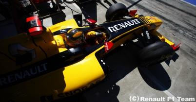 ルノーもアブダビ若手テストのドライバーを決定 thumbnail