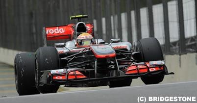 2010年F1アブダビGP金曜プラクティス2回目、セッションレポート thumbnail