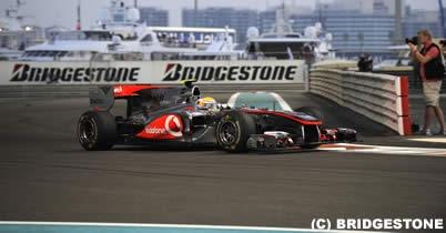 ルイス・ハミルトン「レースで勝つことしか考えていない」/アブダビGP2日目 thumbnail