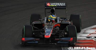 ブルーノ・セナ「いい戦いをできるレースにしたい」/アブダビGP2日目 thumbnail