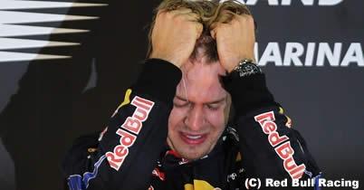 セバスチャン・ベッテル、F1史上最年少チャンピオンに! thumbnail