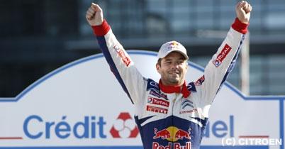 セバスチャン・ローブ、F1転向には年をとりすぎ thumbnail