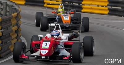 F3マカオGP、昨年の覇者が暫定ポール獲得 thumbnail
