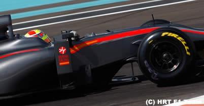 パストール・マルドナード、ピレリタイヤテストの経験を「F1で生かせることを願っている」 thumbnail